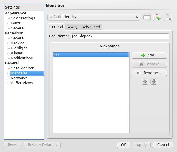 QuasselWiki - Quassel IRC - Quassel IRC Issue Tracker